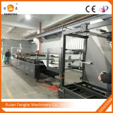 Máquina automática de alta velocidad del sobre de la burbuja de aire del papel del arte de Fangtai