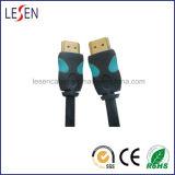 Cabo HDMI de alta velocidade, suporta Ethernet, 3D, 4k e retorno de áudio