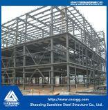 Edificio prefabricado de la estructura de acero del surtidor profesional