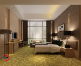 Mobilia cinese della camera da letto dell'hotel di Mordern impostata (GN-HBF-57)