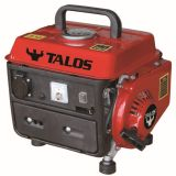 650 W Small Gasoline Generator/0.8kVA Generator voor Home Use