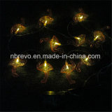 luces accionadas solares de la cadena del flamenco 10LED (RS1024A)