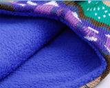 Fashionjacquard Style Knitting Knitted Hat