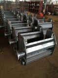Fabricação de metal da folha do preço da fábrica, estaca, dobrando-se e soldando