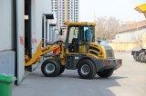 Novo tipo carregador Zl16 da roda com táxi novo Wl160 com carregador dianteiro