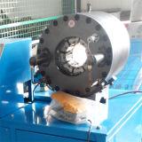 машина гидровлического шланга 4inch гофрируя для гидровлического & пробки