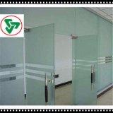 комнаты Offce кислоты 4mm польза матированного стекла стеклянной стеклянная для офиса