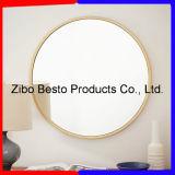 Baratos espejos decorativos de pared redonda pequeños para la venta