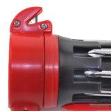 Heißer Verkaufs-multi beweglicher Schraubenzieher mit LED-Fackel und Hammer