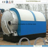 maquinaria plástica Waste da refinação 10ton que faz o petróleo Diesel