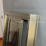 Double guichet de glissement en aluminium en verre de qualité