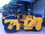 좋은 가격 중국 Yzdc4에서 유압 진동하는 진동하는 도로 롤러