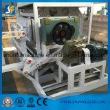 Bandeja del huevo que hace la cadena de producción, máquina de la bandeja del huevo de la pulpa del papel usado, cadena de producción de la placa