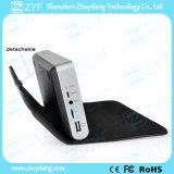 Spreker van Bluetooth van de Baksteen van de Dekking van het leer de Grote (ZYF3074)