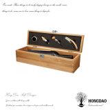 Hongdao 호화스러운 나무로 되는 포도주는 저장 Box_D를 놓는다