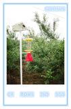 太陽動力を与えられた飛行昆虫のキラーランプ、新しい害虫駆除-技術緑のPesticede
