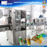 500ml Square Black Tea Bottle Labeling Machine