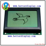 Stn Green Transflective Positive Graphic LCD Display Module