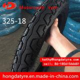 Hete Band van de Motorfiets van het Merk van de Fabriek Shandong van de Verkoop In het groot Hoogste/Zonder binnenband Band 325-18 van de Band van de Motorfiets