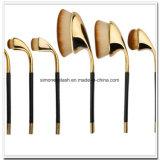 Schönheits-Geräten-Golf-Form-Verfassungs-Pinsel für bilden Künstler