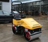 1000kg rodillos vibratorios hidráulicos pequeños del asfalto para la venta (FYL-890)