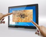 10,1 inches of IPS LCD monitor with Multi Touch Capacitive screen