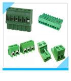 Connexion aux bornes PCB électrique usine