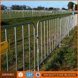 Gegalvaniseerde Barricades van de Bouw van het Staal/de Gebruikte Barrières van de Controle van de Menigte