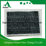 480 GSM Sodium Bentonite Flexible Waterproof Material Geosynthetic Clay Liner Gcl à prix abordable
