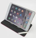 Intelligente Tablette-Kasten-Abdeckung, lederne Schlag-Abdeckung-stehender Tablette-Kasten