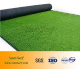 tappeto erboso artificiale di 10mm per verde di ampia area