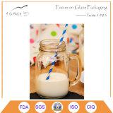 Copo Mason Jar vaso de leite