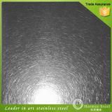 Migliore strato all'ingrosso dell'acciaio inossidabile del nero di Web site per i comitati di parete della decorazione