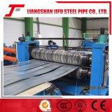 línea que raja de acero del silicio de 3mmx1600m m