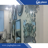 El espejo decorativo del encanto del arte/el espejo de la pared/el espejo/el maquillaje de los muebles que viste el espejo/escogen/espejo cubierto aluminio claro de revestimiento doble/el espejo de plata/espejo del cuarto de baño