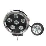 Arbeits-helle Arbeitslampe des 60W 7inch CREE Auto-Jeep-LED