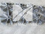 熱処理の炉のための精密鋳造のファン車輪