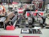 Taiwan-Qualität, große Geschwindigkeit, wälzender Scherblock-Typ automatischer Rollenbeutel, der Maschine herstellt