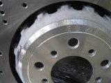 Rotor de frein à disque de frein pour la salle de sport ou le rotor de coupé