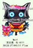Projeto do balão (10-SL-027)