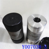 Máquina de corte por chorro de agua Partes de alta presión del intensificador de cilindro para corte de vidrio