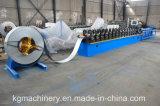 Gips-Profil-Rolle, die Maschine mit Gi-Rohstoff bildet