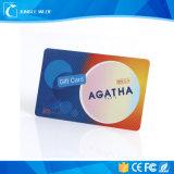 A SNF Ntag14443ISO203/213/215/216 Cartão de PVC de RFID para Negócios
