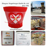 Valentine décorations Free Sample (ZY11S333 10'')