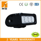 8inch Single Row 크리 말 Chip 40W LED Offroad Light Bar