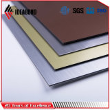 SG Quality Warranty Stainless Steel Brushed Composite Panel