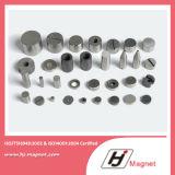 De super Macht paste Permanente Magneet N32-N55 NdFeB met Blok/de Vorm van de Schijf/van de Cilinder/van de Ring aan