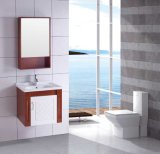 セリウムCertificate (W-293)とのカシBathroom Cabinet Sanitaryware