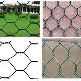 Сетка мелкоячеистой сетки PVC Coated/шестиугольное плетение провода