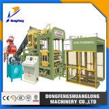 Ladrillo Qt6-15 que hace que la máquina cadena de producción de máquina planta/que de la fabricación de ladrillo